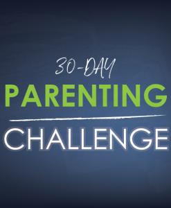 30-Day Parenting Challenge